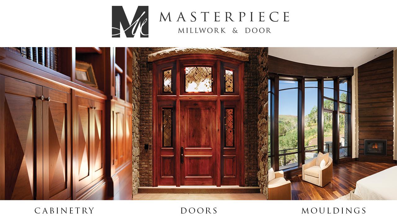 Excellent Custom Cabinets Custom Doors Custom Millwork Utah Home Interior And Landscaping Ponolsignezvosmurscom